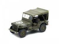 1:18 JEEP Willys 4x4 U.S.Army 1945 Matt Olive