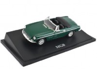1:43 MGB 1962 Green