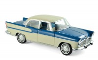 1:18 SIMCA Vedette Chambord 1960 Tropic Green/China Ivory