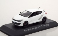 1:43 RENAULT Megane RS Trophy 2014 Pearl White