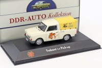 1:43 TRABANT 1.1 Pick-Up Closed 1990 Beige