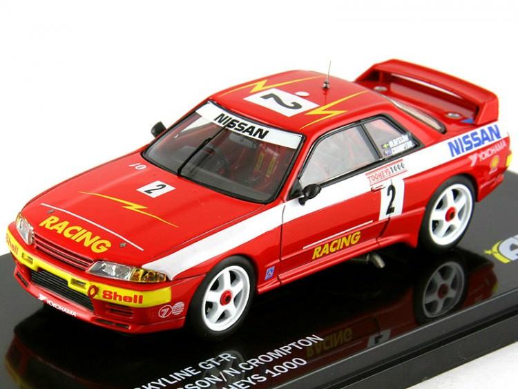 1:43 Nissan Skyline GTR R32 3rd place, 1992 Tooheys 1000 #2