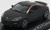 1:43 PEUGEOT RCZ R Concept Salon de Paris 2012 Black Matt/Copper
