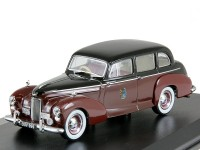 1:43 HUMBER Pullman Limousine Барона Rothschild 1953 Black/Burgundy