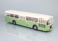 1:43 автобус BROSSEL BL55 VALENCIENNES FRANCE 1966 Beige/Light Green