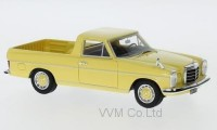 1:43 MERCEDES-BENZ (W115) BINZ Pick Up Argentina 1974 Yellow