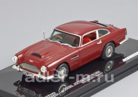 1:43 Aston Martin DB4, L.e. 1099 pcs. (dark metallic maroon)