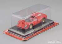 1:43 Ferrari 330 P4 Race vercion (red)
