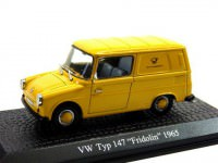 "1:43 VW Typ 147 ""Fridolin"" 1965 Yellow"