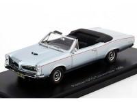 1:43 PONTIAC GTO Convertible 1966 Metallic Light Grey
