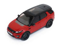 1:43 LAND ROVER DISCOVERY SPORT 4х4 2015 Red/Black Roof