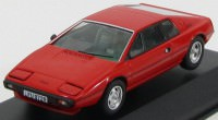 1:43 LOTUS Esprit S1 Chassis 0100G the First Production Esprit 1976 Red