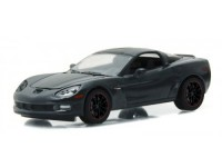 1:64 Chevrolet Corvette 100th Anniversary Edition 2012 Black
