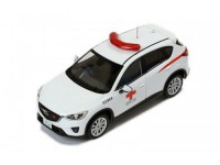 "1:43 MAZDA CX-5 ""Red Cross Ambulance"" 2014"
