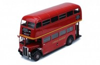 1:43 автобус AEC Regent III RT London Transport 1939 Maroon