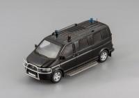 "1:43 Volkswagen T-5 ""FRIEDERICHS"" (Автомобиль выездной охраны)"