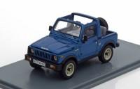 1:43 SUZUKI SJ410 (внедорожник 4х4) 1985 Blue Metallic
