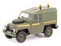 1:43 LAND ROVER Series III 1/2 Ton Lightweight Hard Top RAF 1970 Green