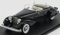 1:43 PACKARD Twelve 1108 Sport Phaeton Le Baron 1934 Dark Blue