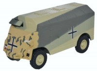 1:76 AEC DORCHESTER ACV MAX Rommel Germany 1941