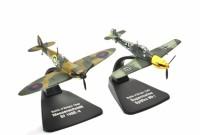 "1:72 набор Messerschmitt Bf 109E-4 и Supermarine ""Spitfire"" Mk.I 1940"