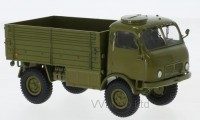 1:43 TATRA 805 бортовой грузовик 4х4 1953 Olive Green