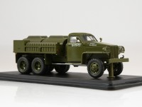1:43 Studebaker US6 U5 цистерна