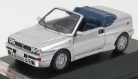 1:43 Lancia Delta Integrale Cabriolet 1992 by Gianni Agnelli (silver)