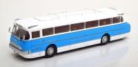 1:43 автобус IKARUS 66 1972 White/Light Blue