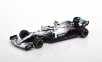 "1:43 MERCEDES-AMG F1 W10 EQ Power+ #77 ""Petronas"" V.Bottas Formula 1 2019"