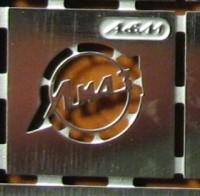 1:43 фототравление эмблема Ликинский автобус