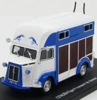 1:43 CITROEN TYPE H TRANSPORT DE CHEVAUX (перевозка лошадей) 1965
