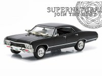 "1:43 CHEVROLET Impala Sport Sedan 1967 (из телесериала ""Supernatural"")"