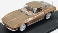 1:43 CHEVROLET Corvette C2 Stingray 1963 Metallic Bronze