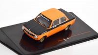 1:43 BMW Alpina 2002 Tii 1972 Orange/Black