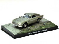 "1:43 ASTON MARTIN DB5 ""Goldfinger"" 007 1964 Silver"