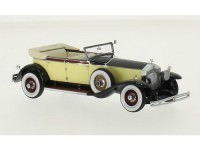 1:43 ROLLS ROYCE Phantom I Newmarket 1929 Yellow/Black