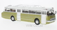 1:43 автобус IKARUS 66 1972 White/Light Green