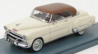 1:43 CHEVROLET Deluxe Styleline HT Coupe 1952 Brown metallic/beige
