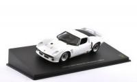 1:43 LAMBORGHINI Miura SV J Roadster 1981 White