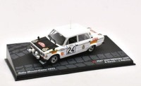 1:43 SEAT 1430 Special 1800 Gr.4 #24 S.Servià/J.Sabater Rally Monte-Carlo 1977