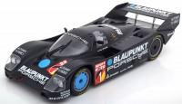 """1:18 PORSCHE 962 C """"BLAUPUNKT"""" #1 H.J.Stuck Winner ADAC Nürburgring 1986"""
