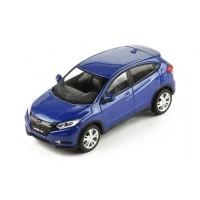 1:43 HONDA HR-V Hybrid кроссовер 4х4 2014 Metallic Blue