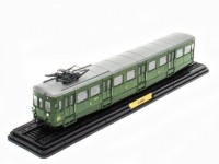 1:87 Z-3601 (L'AUTOMOTRICE TYPE Z-3600 SNCF) 1938 Green