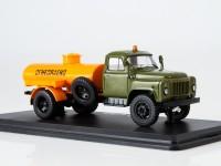 1:43 Масштабная модель АТЗ-2,4 (52) хаки/оранжевый