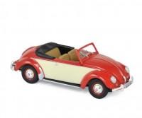 1:43 VW Hebmüller 1949 Red/Creme