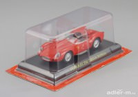 1:43 Ferrari 250 Testa Rossa (red)