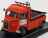 "1:43 CITROËN Type H pick-up benne ""Paysagiste LELIEVRE"" (самосвал) 1965 Red"