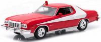 "1:43 FORD Gran Torino 1976 (из телесериала ""Старски и Хатч"")"