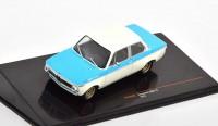 1:43 BMW Koepchen 2002 Tii 1974 White/Blue